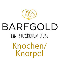 Barfgold Knochen/Knorpel