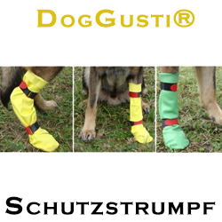 DogGusti Schutzstrumpf