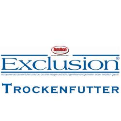 Exclusion Trockenfutter