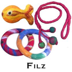 Filzspielzeug
