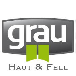 Grau Haut & Fell