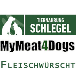 My Menue 4Dogs  Fleischwürscht