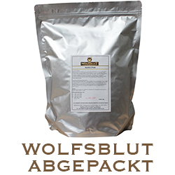 Wolfsblut abgepackt