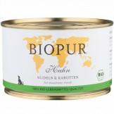 BIOPUR Huhn Nudeln & Karotten