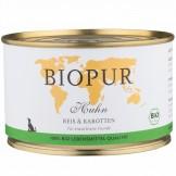 BIOPUR Huhn Reis & Karotten