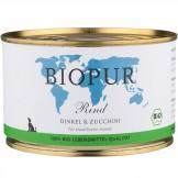 BIOPUR Rind, Dinkel & Zucchini