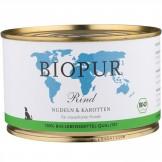 BIOPUR Rind, Nudeln & Karotten