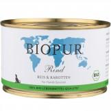 BIOPUR Senior Rind, Reis