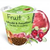BOSCH Snack Fruitees mit Rehwild und Preiselbeere 200g