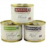 BRIMO Hundefutter Sparpaket 200g