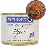 BRIMO Pferd mit Karotten (getreidefrei)
