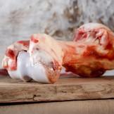 Barfgold Kalbsknochen 1 Stück, ganz