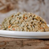 Barfgold Lachs-Komplett-Menü, gewolft 1000g