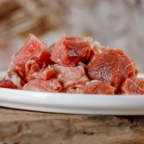 Barfgold Putenmuskelfleisch, gewürfelt 1000g