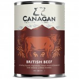 Canagan Dog Dose British Beef 400g