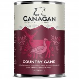 Canagan Dog Dose Country Game 400g