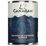 Canagan Dog Dose Salmon und Hering Supper 400g