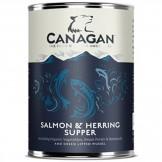 Canagan Dog Dose Salmon und Hering Supper 400g