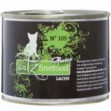 catz finefood Purrrr No.105 Lachs 190g