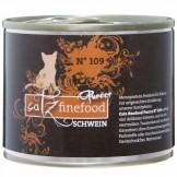 Catz finefood Purrrr No.109 Schwein 200g