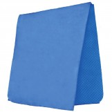 Handtuch, 66 x 43 cm, blau