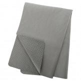 Handtuch, 66 x 43 cm, grau
