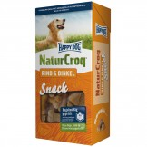 Happy Dog NaturCroq Snack Rind & Dinkel 350g