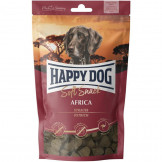 Happy Dog Soft Snack Africa 100g