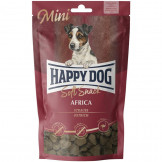 Happy Dog Soft Snack Mini Africa 100g
