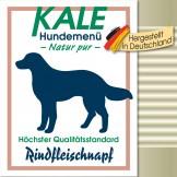 Kale Dose Rindfleischnapf