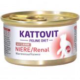 Kattovit Dose Niere/Renal mit Lamm 85g