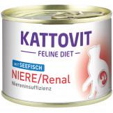 Kattovit Dose Niere/Renal mit Seefisch 175g