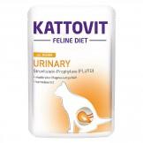 Kattovit Pouch Urinary mit Huhn 85g