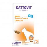 Kattovit Urinary mit Huhn Spezial-Cream 6x15g