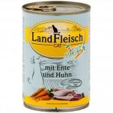 Landfleisch Cat Ente & Huhn 400g
