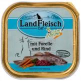 Landfleisch Cat Forelle & Rind 100g