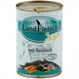 Landfleisch Cat Seefisch 400g