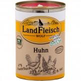 Landfleisch Dog Wolf Huhn