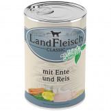 Landfleisch pur Ente & Reis