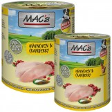 Macs Dog Hühnchen & Cranberry