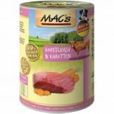 Macs Dog Kopffleisch & Karotten