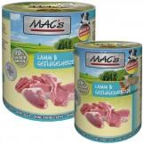 Macs Dog Lamm & Geflügelherzen
