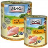 Macs Dog Pute & Heidelbeeren