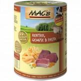 Macs Dog Rentier, Gemüse & Pasta