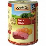 Macs Dog Rind & Kürbis