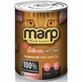 Marp Katze Nassfutter Lachs 370g