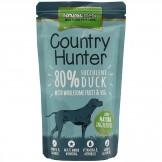 Natures Menu Country Hunter Beutel Saftige Ente 150g