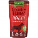 Natures Menu Country Hunter Beutel Weiderind 150g