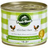 Pauls Beute Hühnchen (getreidefrei) 200g