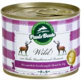 Pauls Beute Wild (getreidefrei) 200g